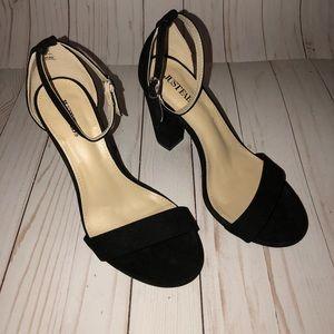Damen Plateau Sandalen Tamaris Blau Synthetik Schuhe WE2e9HIYDb
